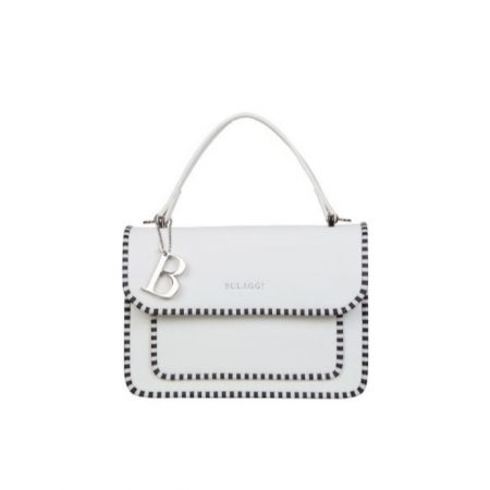 Bulaggi Zsazsa White Small Handbag