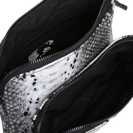 Bulaggi Candy Black Snake Hip Bag