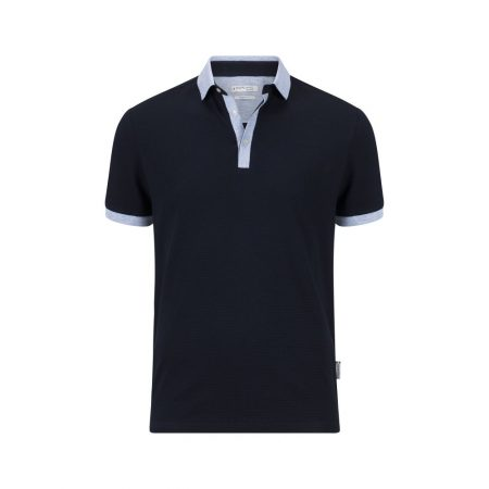 Giordano navy polo shirt