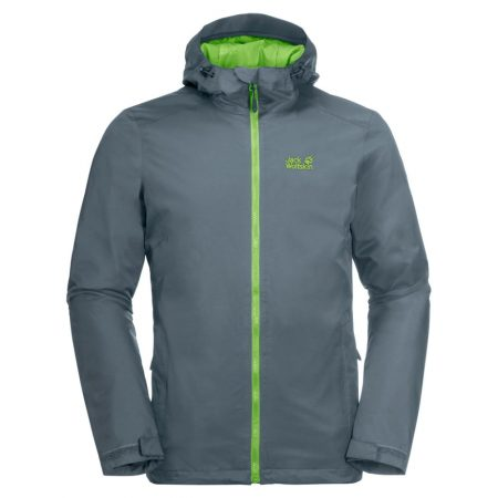 Jack Wolfskin Frosty Morning Storm Grey Jacket