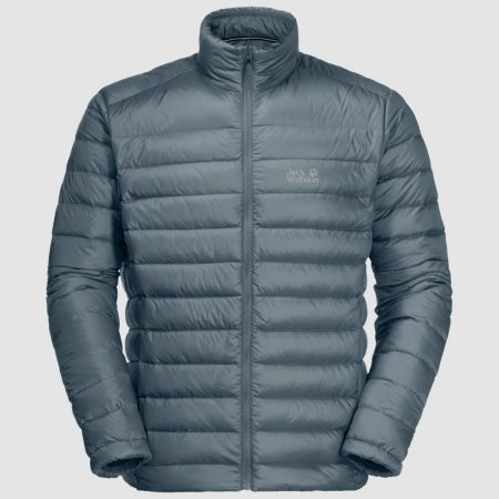 Jack Wolfskin Storm Grey Down Jacket