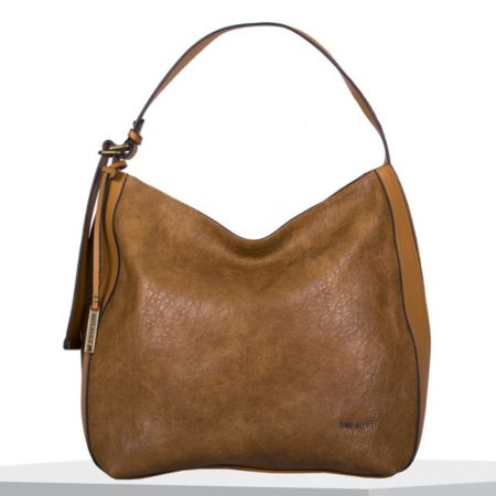 Bulaggi Heather Cognac Large Shoulder Bag