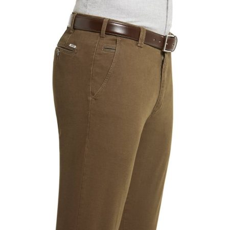 Meyer Caramel New York Trousers