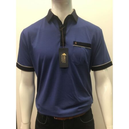 Gabicci Classic Blue Sports Shirt