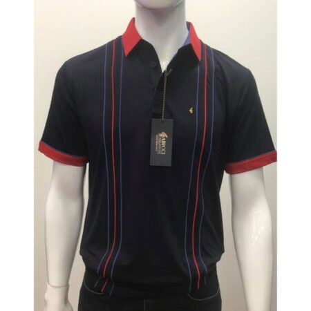 Gabicci Classic Navy Sports Shirt