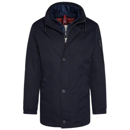 Bugatti Waterproof Navy Casual Jacket