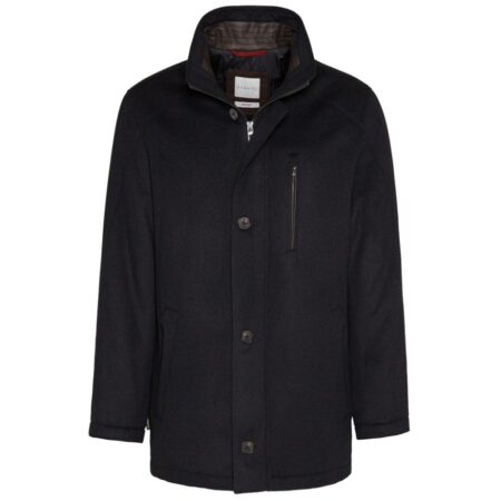 Bugatti GoreTex Lined Wool Coat