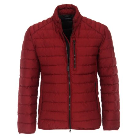 Casa Moda Red Casual Padded Jacket