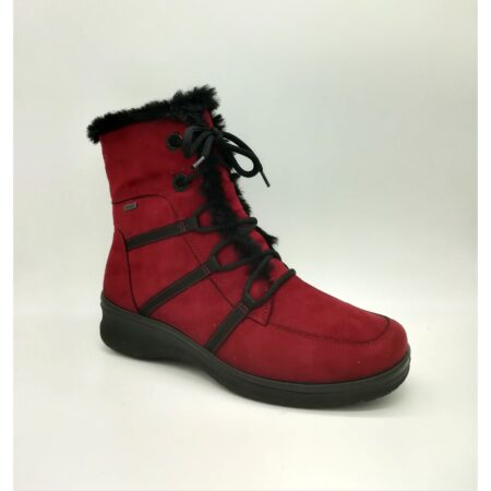 Ara Munchen Red Goretex Snow Boots