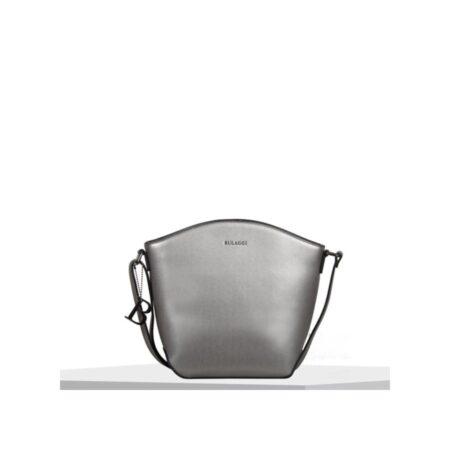 Bulaggi Kayla Pewter Shoulder Bag