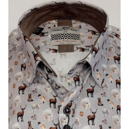 Dario Beltran Reindeer Shirt.