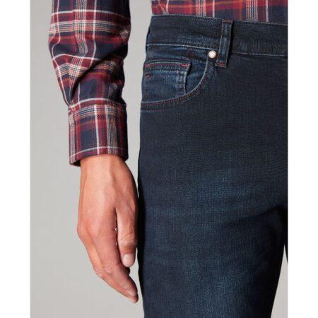 Remus Uomo Rolston Mid Navy Jeans