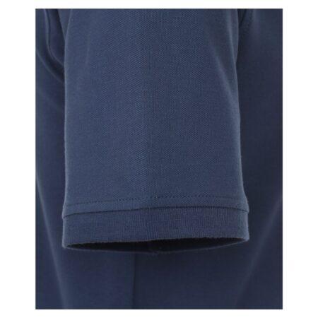 Casa Moda Navy Blue Polo Shirt