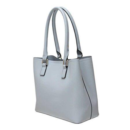 Envy Pale Blue Medium Handbag
