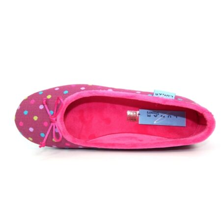 Lunar Starling Pink Full Slippers