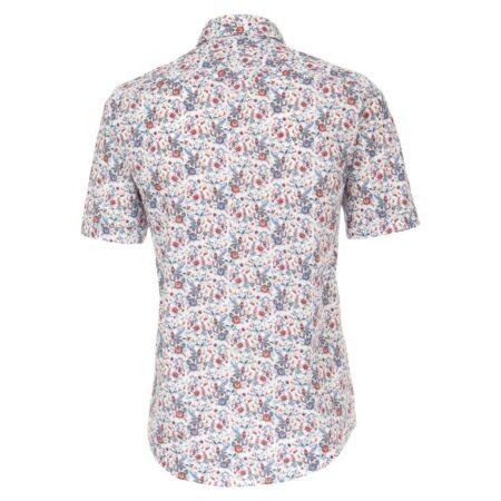 Casa Moda Short Sleeve Floral Shirt