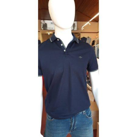 Baileys Navy Blue Polo Shirt