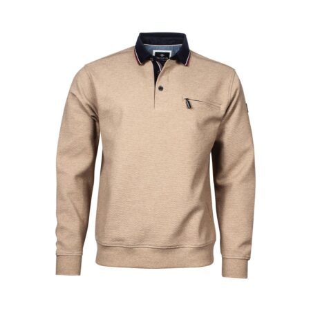 Baileys Oatmeal Long Sleeve Sweatshirt