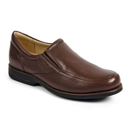 Anatomic Americana Brown Leather Shoes