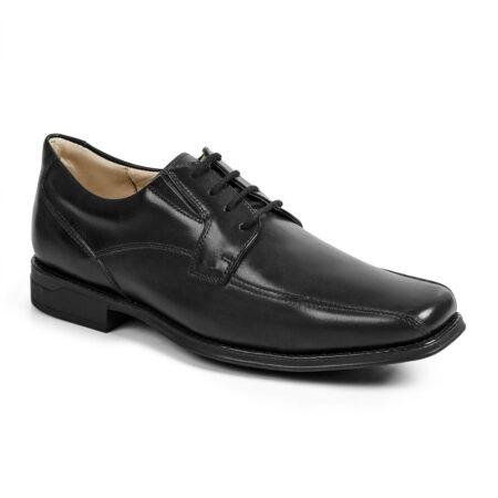Anatomic Formosa Black Leather Dress Shoes
