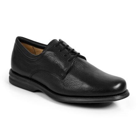 Anatomic Niteroi Black Leather Shoes