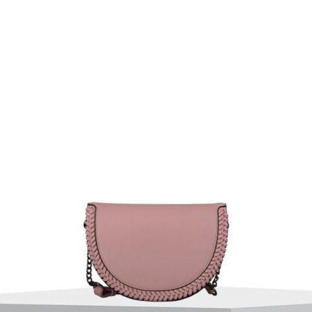 Bulaggi Anemoon Pink Half Moon Bag