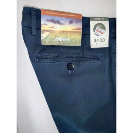 Meyer Blue Dubai Trousers