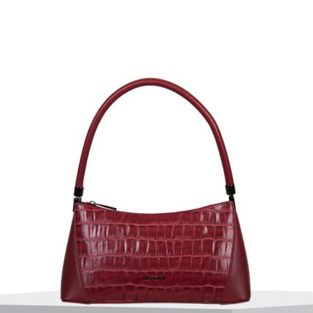 Bulaggi Iris Red Baguette Bag