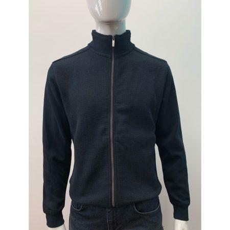 Baileys Black Full Zip Sweatshirt